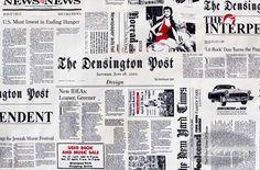 Tkaniny meblowe grupa I i II - restodesign.katalog tkanin Newspaper, Investing, Ads, Furniture, Journaling File System, Home Furnishings, Arredamento