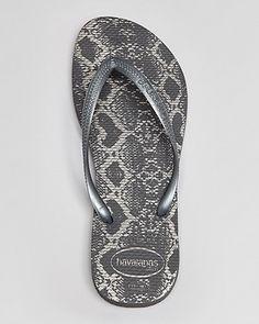 02ddf05ba752 havaianas Flip Flops - Slim Animal