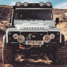 Defender & more | landroverphotoalbum:   @nickdimbleby has captured...