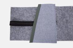 Tablethülle selber nähen, Gummi und Tasche aufnähen Bags Sewing, Tutorials