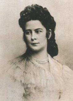 Empress Elisabeth of Austria (Sisi, due to the movie also known now as Sissi, Empress Sissi, The Empress, Austria, Die Habsburger, Impératrice Sissi, Joseph, Franz Josef I, Kaiser Franz, Vintage Photos Women