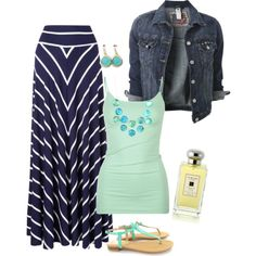 A fashion look from March 2013 featuring Phase Eight skirts and Full Tilt camis. Browse and shop related looks.