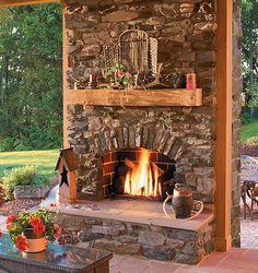 23 Best Outdoor Fireplaces Images Eldorado Stone Outdoor Rooms