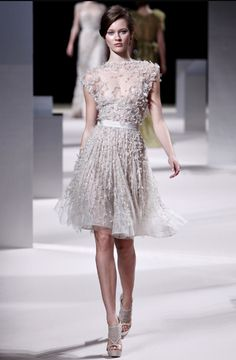 Elie Saab Spring 2011 Couture - Shut down, gorgeous!