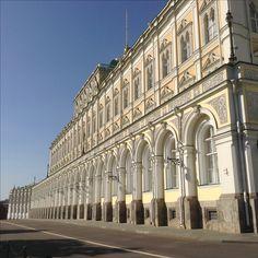 Большой Кремлевский дворец, Кремль