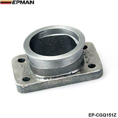 EPMAN 25VBand Adapter Flange For T3 4 Bolt Turbo Casting Iron V Band Adaptor For Toyota Acura Honda BMW * Find out more about the great product at the image link.