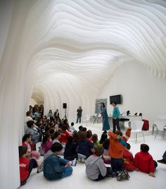 HOUSE OF BOOK (MADRID)_ OLGA SANINA & MARCELO DANTAS ARQUITECTOS