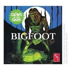 #NYA Figural #Monster #Bigfoot Classic Kit