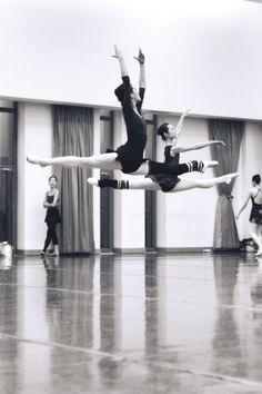 Im a ballerina by YoungGeun Kim, via 500px