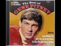 GENE PITNEY - Only Love Can Break A Heart --1962-- YouTube