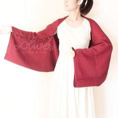 Oversized  Cotton Shrug /Scarf ,
