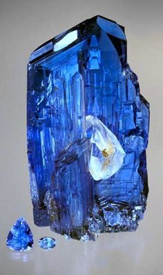 Tanzanite (Zoisite): Chemical Formula Ca2Al3(SiO4)3(OH) ColorBlue, Purple Hardness6 - 6.5 Crystal SystemOrthorhombic Refractive Index1.69 - 1.70 SG3.2 - 3.4 TransparencyTransparent to translucent Double Refraction.009 LusterVitreous - See more at: http://www.minerals.net/gemstone/tanzanite_gemstone.aspx#sthash.abDx5IhJ.dpuf