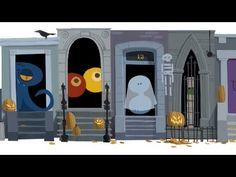 Happy Halloween! Google Doodle 2012 [HQ]