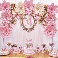 #menaspapercreations #lovewhatido #wallart #paperflowers #paperart #paperflowershop #homedecor #nurserydecor #craftymom #floresdepapel…