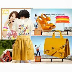 29 OUTFITS INSPIRADOS EN PARK SHIN HYE | Mundo Fama Corea