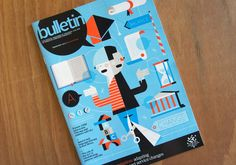 Magazine update #2 by Loulou and Tummie , via Behance