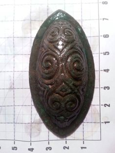Viking age / Oval brooch / Finland KHME