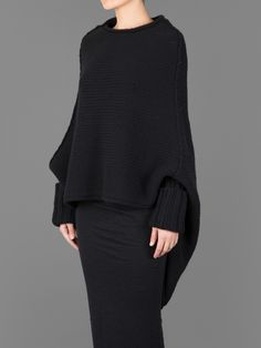 Isabel Benenato Sweater- a different kind of sleeveless