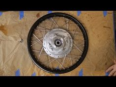 If you like to work on your bike at the weekend, take a look at the latest episode in our Saturday Sessions series on YouTube. This week, we show how to rebuild a pair of rims—and turn them into things of beauty.