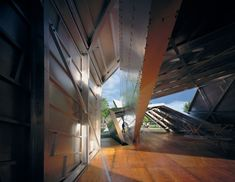 Serpentine Gallery Pavilion 2001 Eighteen Turns: by Daniel Libeskind, with Arup. Chinese Architecture, Modern Architecture House, Futuristic Architecture, Modern Houses, Futuristic Design, Architecture Design, Daniel Libeskind, Kensington Gardens London, Temporary Structures