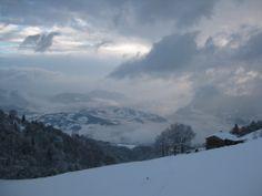 #valgandino #snow #forest
