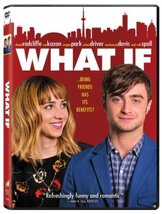 A medical school dropout, Wallace, has been repeatedly burned by bad relationships. So he decides to put his love life on hold. It is then that he meets Chantry, an animator who lives with her longtime boyfriend, Ben. Wallace and Chantry form an instant connection, striking up a close friendship.  Romantic Comedy, Rated PG-13, 98 min…
