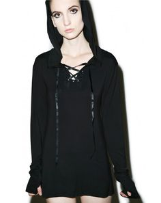 Kill Star Nightwish Hood Dress | Dolls Kill
