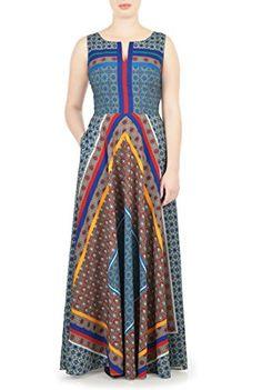 Women's Cap Sleeve Tribal Print Mini Bodycorn Dress, Medium