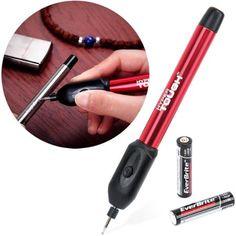 HyperTough 3.0-Volt Cordless Precision Engraver | #PowerTools #HomeImprovement