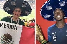 Así fue como un sombrero de charro terminó entre las fotos de los Campeones del Mundo Merida, Mariage, Sombreros, Funny Memes, Dibujo, Pictures