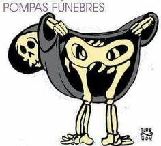 Pompas fúnebres