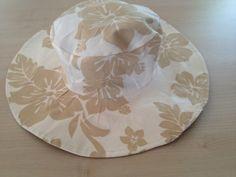 Tuto chapeau (bob / capeline) réversible - Cousettes by-iaoraNanou