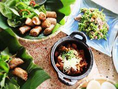Heerlijk Vietnamees eten! http://www.333travel.nl/reisinformatie/landinformatie/vietnam/etenendrinken