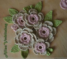 Alisa Verbitskaya crochet