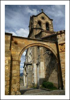 Iglesia de San Vicente (Frias - Burgos)