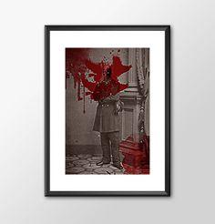Star Wars Art - Civil War Deadpool -  Print - BUY 2 Get 1 FREE by ShamanAlternative on Etsy