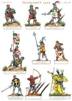 Medieval warfare thesis
