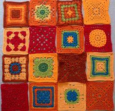 Ravelry: Project Gallery for 200 Crochet Blocks pattern by Jan Eaton Cascade 220, Crochet Yarn, Crochet Blankets, Just Love Me, Crochet Blocks, Pattern Blocks, Crochet Projects, Ravelry, Afghans