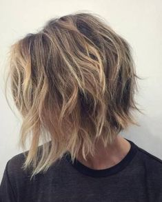 cool 20 Messy Bob Hairstyles                                                                                                                                                      More