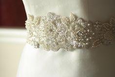 http://www.allysonjames.net/item_5057/Millie-Icaro-ASH-TWO-2-Hand-Beaded-Bridal-Sash.htm