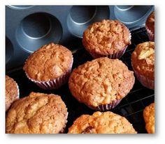 Foodie Mum: Apple & Cranberry Breakfast Muffins
