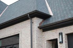 Seamless Half Round Gutters In Albany Blend Clic With Contemporary To Create A Custom Look