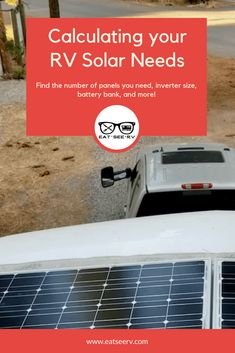 In this RV tips and tricks video, Liz and Dennis, two full time travelers share how to calculate your RV solar power needs to build the right RV solar system for your camper van, travel trailer, fifth Solar Energy Panels, Solar Panels For Home, Best Solar Panels, Colorado Springs, Landscape Arquitecture, Solar Roof, Solar Projects, Energy Projects, Solar House