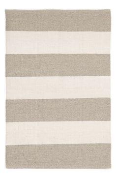 Dash & Albert 'Falls Village Stripe' Rug available at #Nordstrom