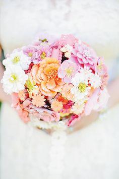 Heirloom Romance #Wedding Bouquet www.barendsen.nl
