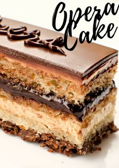 Opernkuchen www.pastry-worksh … Opernkuchen www.pastry-worksh … Source by mbiculovic Pastry Recipes, Baking Recipes, Cake Recipes, Zumbo Recipes, Zumbo Desserts, French Desserts, Just Desserts, Gourmet Desserts, Plated Desserts
