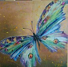 Kelebeğin rengi