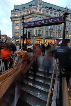 Oxford Circus Station, London Omg I've been here Oxford Circus Station, The Places Youll Go, Places To Go, Oxford Street London, London City, Level Design, Yogyakarta, U Bahn, England And Scotland