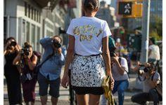 Streetlooks à la Fashion Week de New York