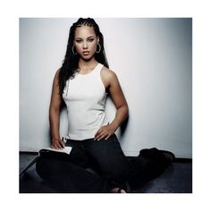 Official Photos | The Official Alicia Keys Site ❤ liked on Polyvore